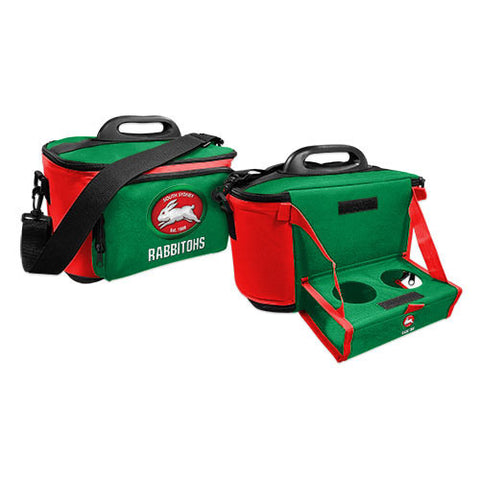 South Sydney Rabbitohs Cooler Bag With Tray - Spectator Sports Online