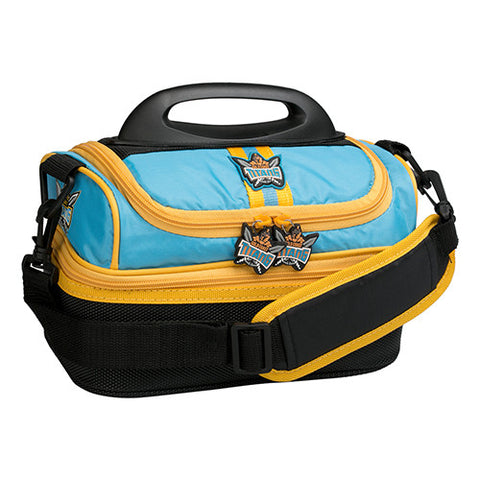 Gold Coast Titans Lunch Box Cooler Bag - Spectator Sports Online