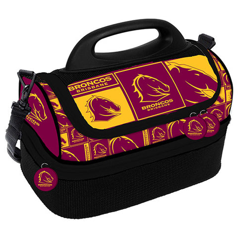 Brisbane Broncos Dome Cooler Bag