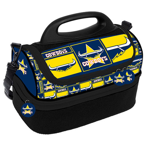 North Queensland Cowboys Dome Cooler Bag