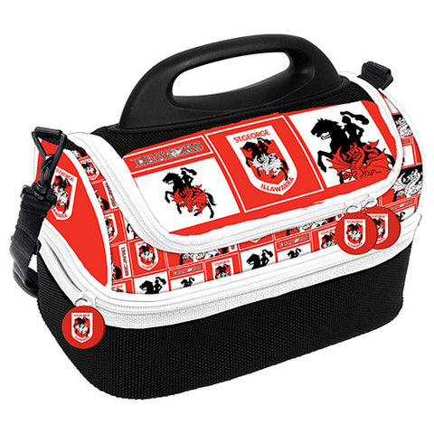 St George Dragons Dome Cooler Bag
