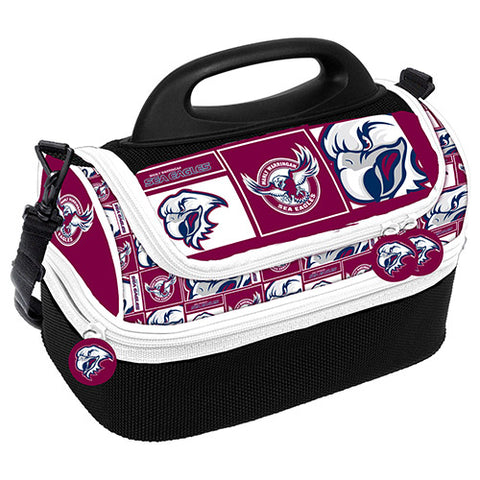 Manly Sea Eagles Dome Cooler Bag