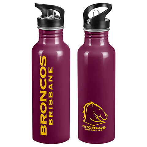 Brisbane Broncos Aluminium Bottle