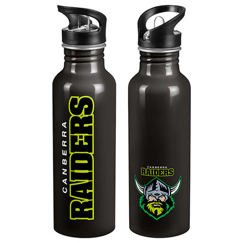 Canberra Raiders Aluminium Bottle