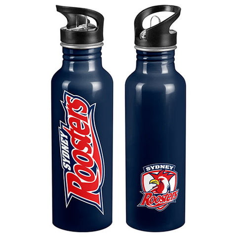 Sydney Roosters Aluminium Bottle