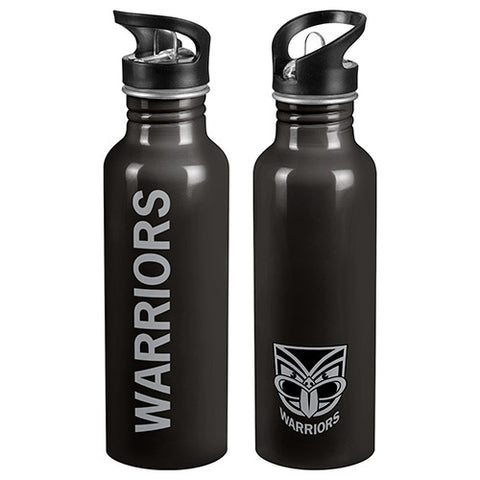 New Zealand Warriors Aluminium Bottle