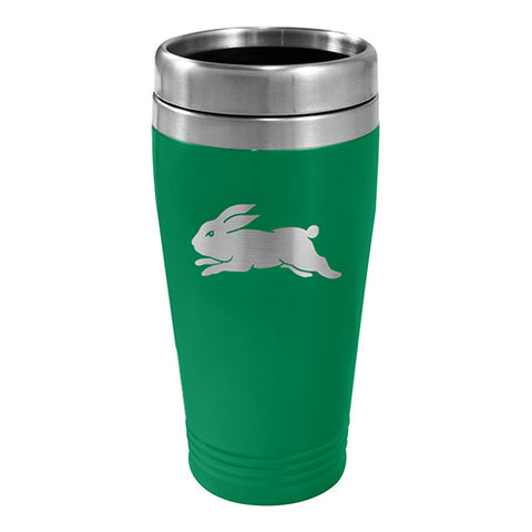 South Sydney Rabbitohs NRL Stainless Steel Travel Mug