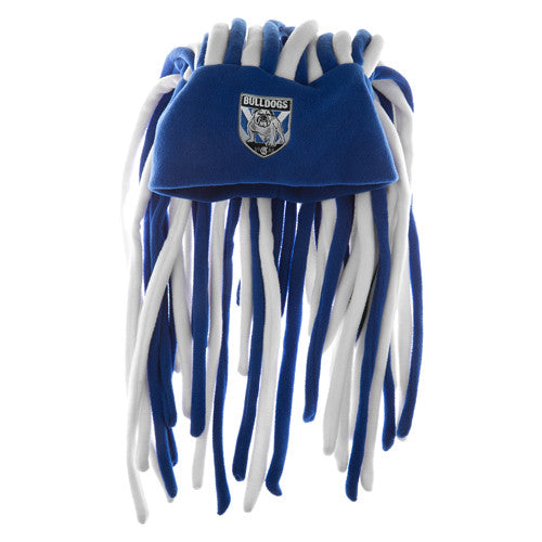 b45f5d71f Canterbury Bulldogs Dreadlock Pez Beanie Fun Hat