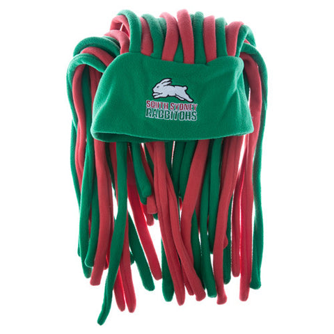 South Sydney Rabbitohs Dreadlock Pez Beanie Fun Hat - Spectator Sports Online