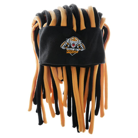 Wests Tigers Dreadlock Pez Beanie Fun Hat - Spectator Sports Online