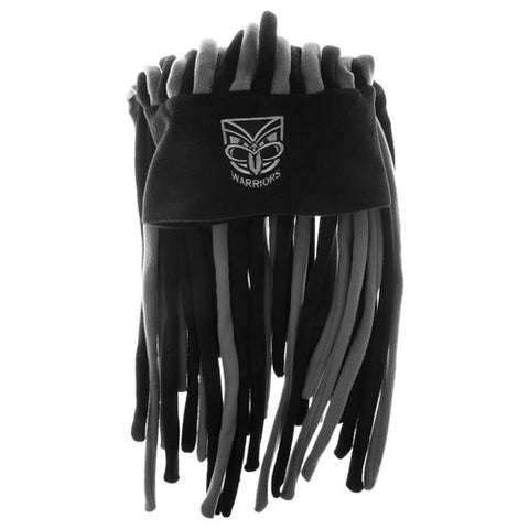 New Zealand Warriors Dreadlock Pez Beanie Fun Hat - Spectator Sports Online