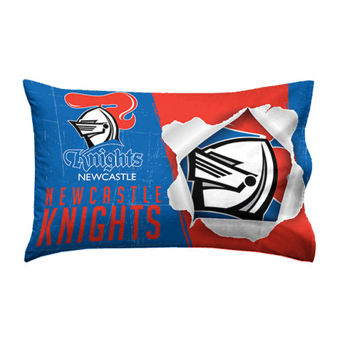 Newcastle Knights Pillow Case - Spectator Sports Online