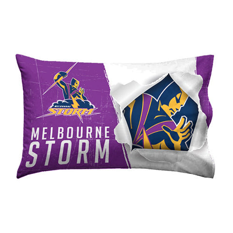 Melbourne Storm Pillow Case - Spectator Sports Online