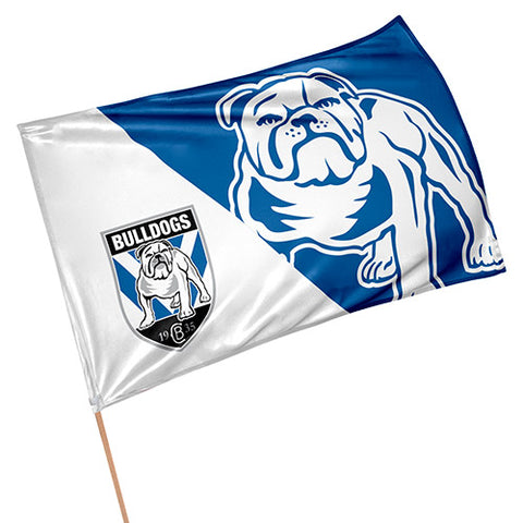 Canterbury Bulldogs NRL Game Day Flag