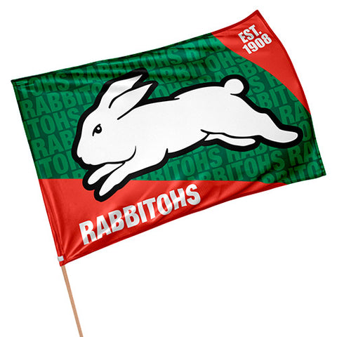 South Sydney Rabbitohs NRL Game Day Flag