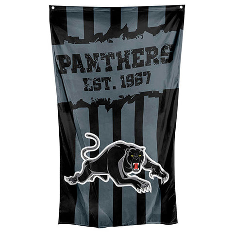 Penrith Panthers NRL Large Wall Cape Flag