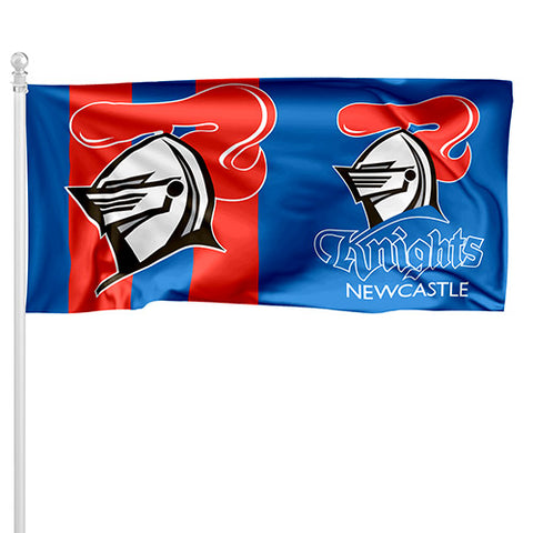Newcastle Knights NRL Pole Flag