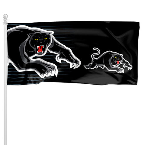 Penrith Panthers NRL Pole Flag