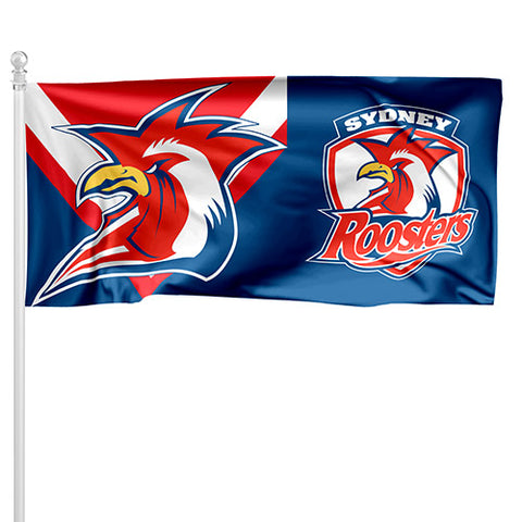 Sydney Roosters NRL Pole Flag