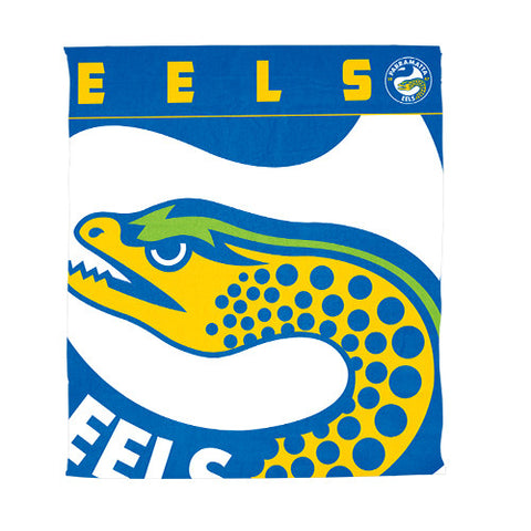 Parramatta Eels  Polar Fleece Throw Rug Blanket