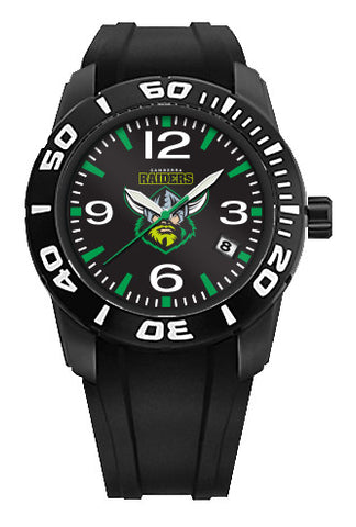 Canberra Raiders Athlete Watch