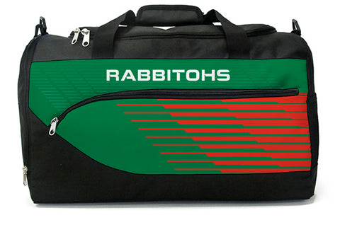 South Sydney Rabbitohs NRL Bolt Travel Training Shoulder Sports Bag