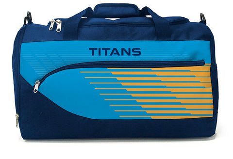 Gold Coast Titans NRL Bolt Travel Training Shoulder Sports Bag