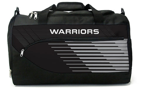 New Zealand Warriors NRL Bolt Travel Training Shoulder Sports Bag