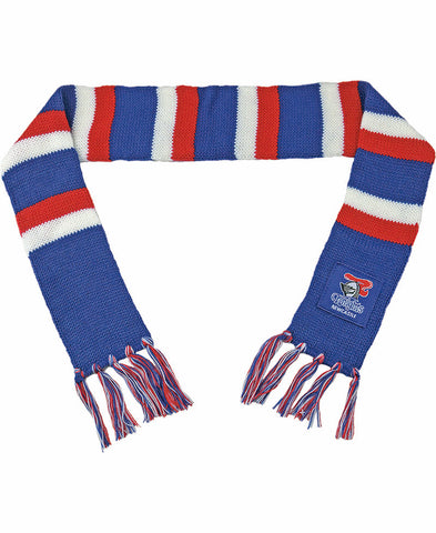 Newcastle Knights Baby Scarf