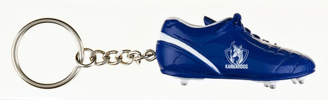 North Melbourne Kangaroos Footy Boot Keyring - Spectator Sports Online