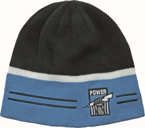 Port Adelaide Power Reversible Beanie