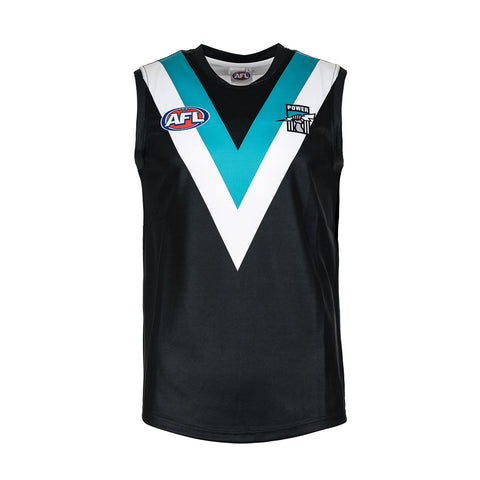 Port Adelaide Power Mens Footy Jumper Guernsey