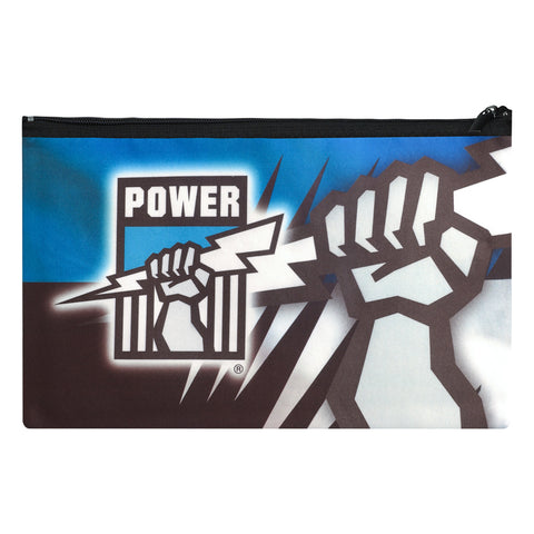 Port Adelaide Power Song Pencil Case - Spectator Sports Online - 1