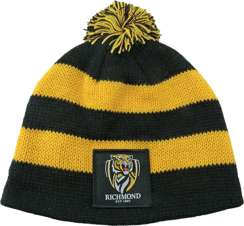 Richmond Tigers Baby Beanie