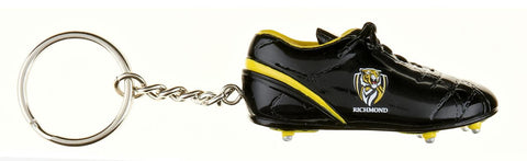 Richmond Tigers Footy Boot Keyring - Spectator Sports Online