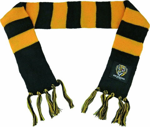 Richmond Tigers Baby Scarf