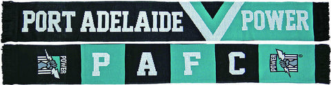 Port Adelaide Power Banner Scarf - Spectator Sports Online