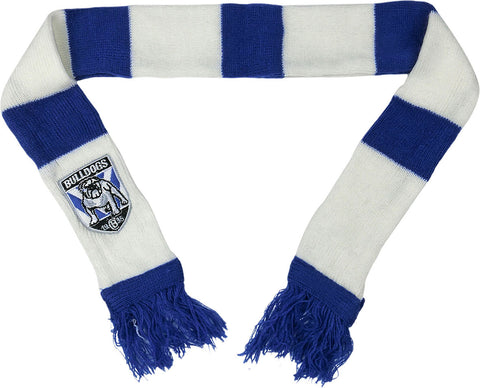 Canterbury Bulldogs Baby Scarf - Spectator Sports Online
