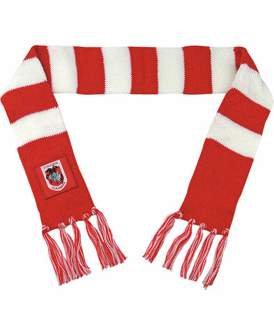 St George Dragons Baby Scarf