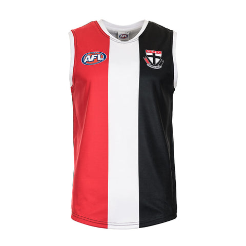 St Kilda Saints Mens Footy Jumper Guernsey