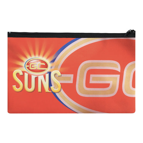 Gold Coast Suns Song Pencil Case - Spectator Sports Online - 1