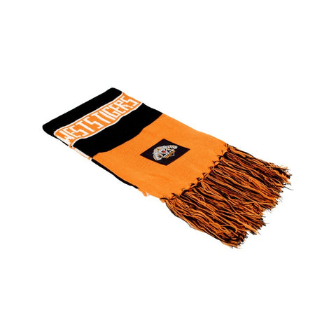 Wests Tigers NRL Bar Scarf