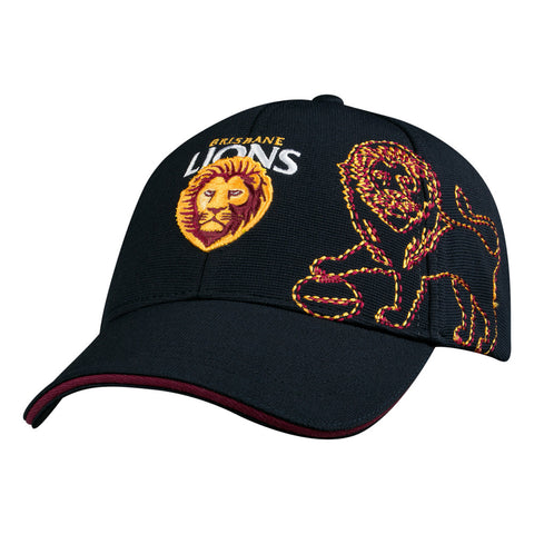 Brisbane Lions Mens Essentials Cap - Spectator Sports Online - 1