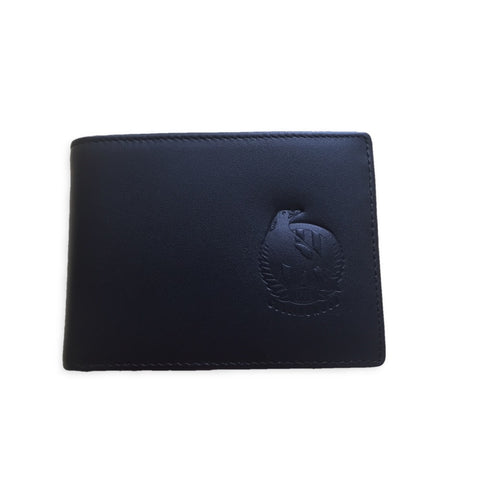 Collingwood Magpies Leather Wallet