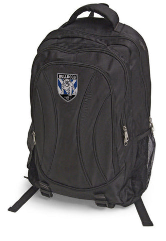 Canterbury Bulldogs NRL HiTec Travel Training Backpack Bag - Spectator Sports Online - 1