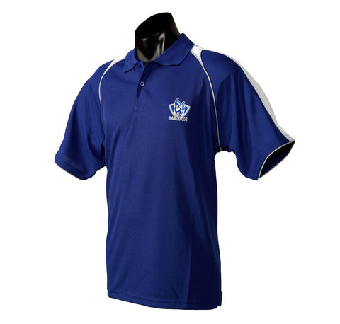 North Melbourne Kangaroos Essentials Polo T-Shirt - Spectator Sports Online