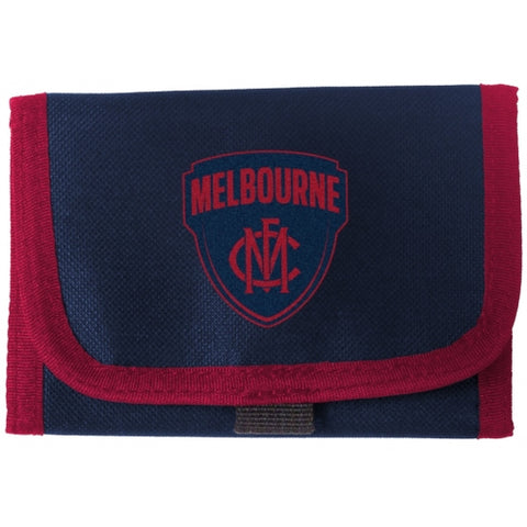 Melbourne Demons Velcro Wallet