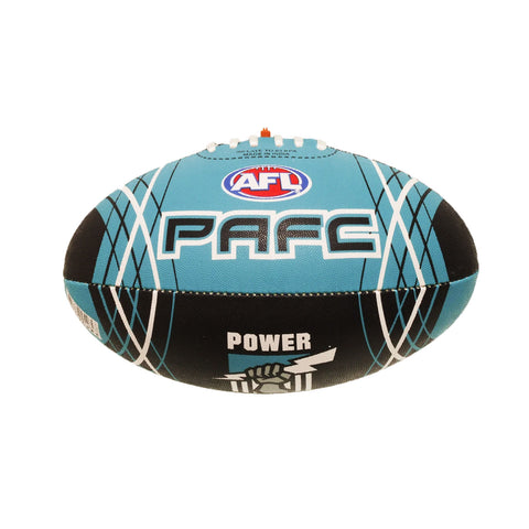Port Adelaide Power Boys Youths AFL Auskick Playing Pack