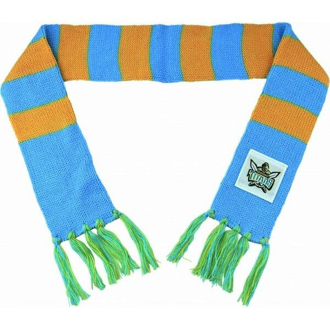 Gold Coast Titans Baby Scarf