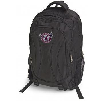 Manly Warringah Sea Eagles NRL HiTec Travel Training Backpack Bag - Spectator Sports Online - 1